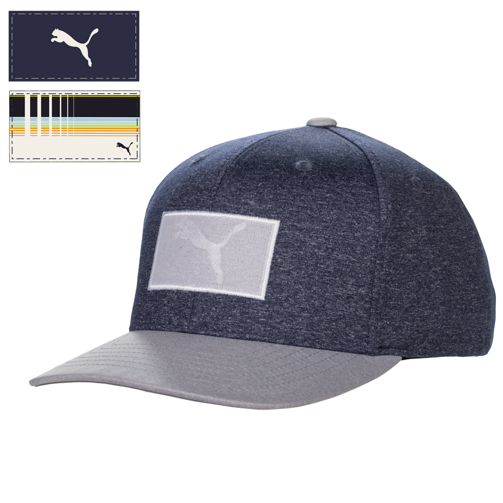 e63a580f187 Patch Snapback Cap - Play Loose