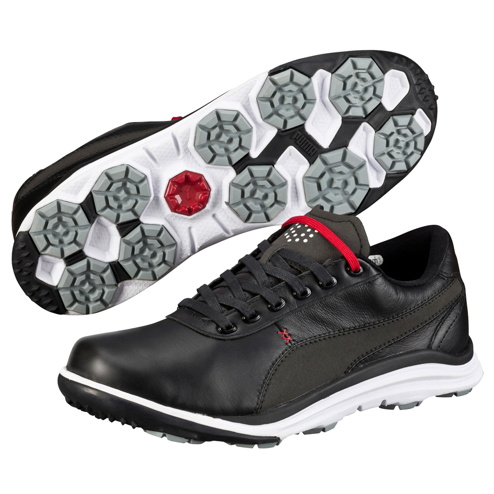 leather golf: