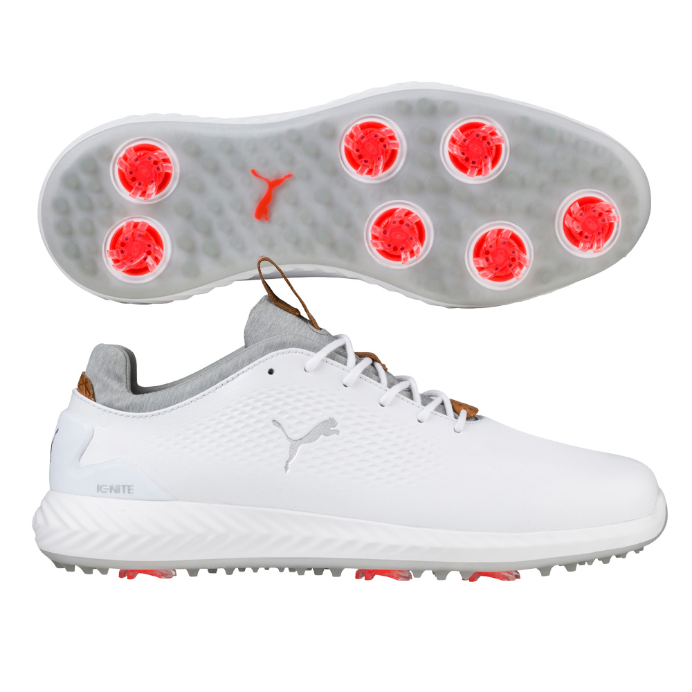 4d7c45a0d9b12c IGNITE PWRADAPT Leather Golf Shoes