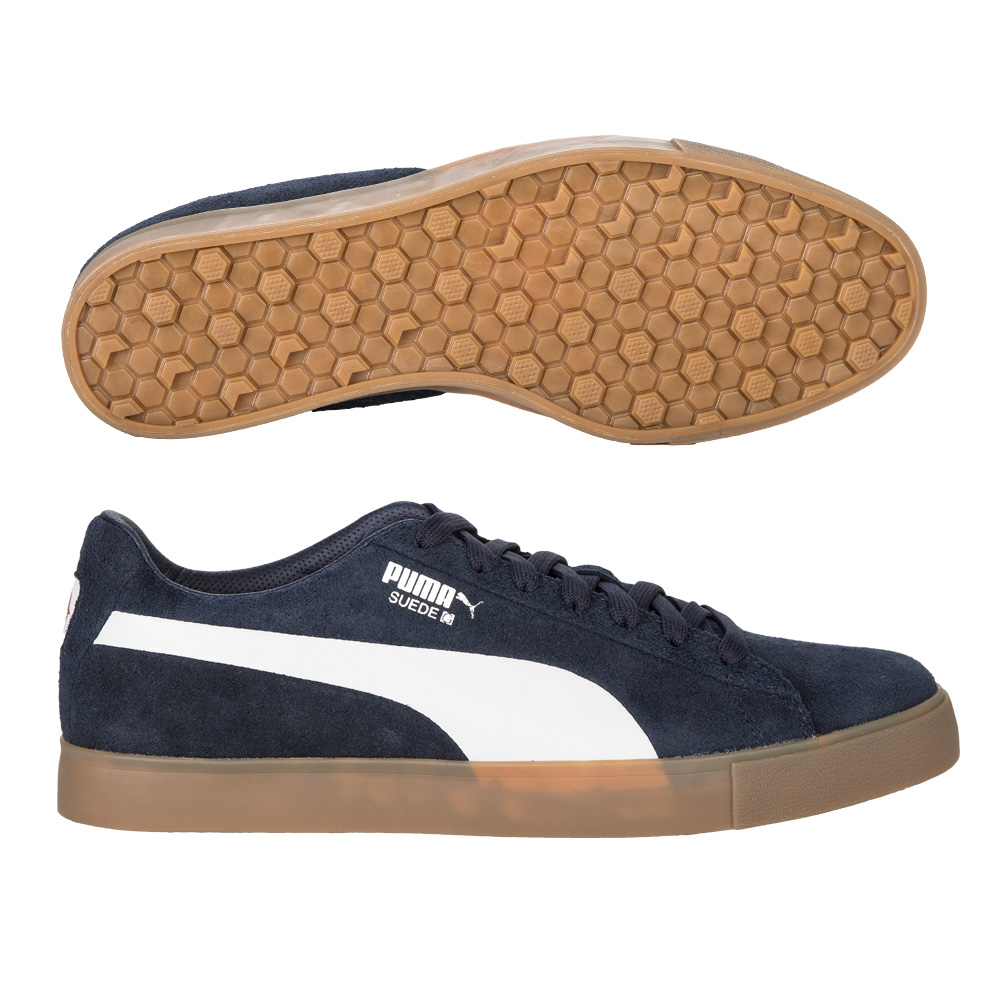 13634ef3d5dd Malbon Suede G Golf Shoes
