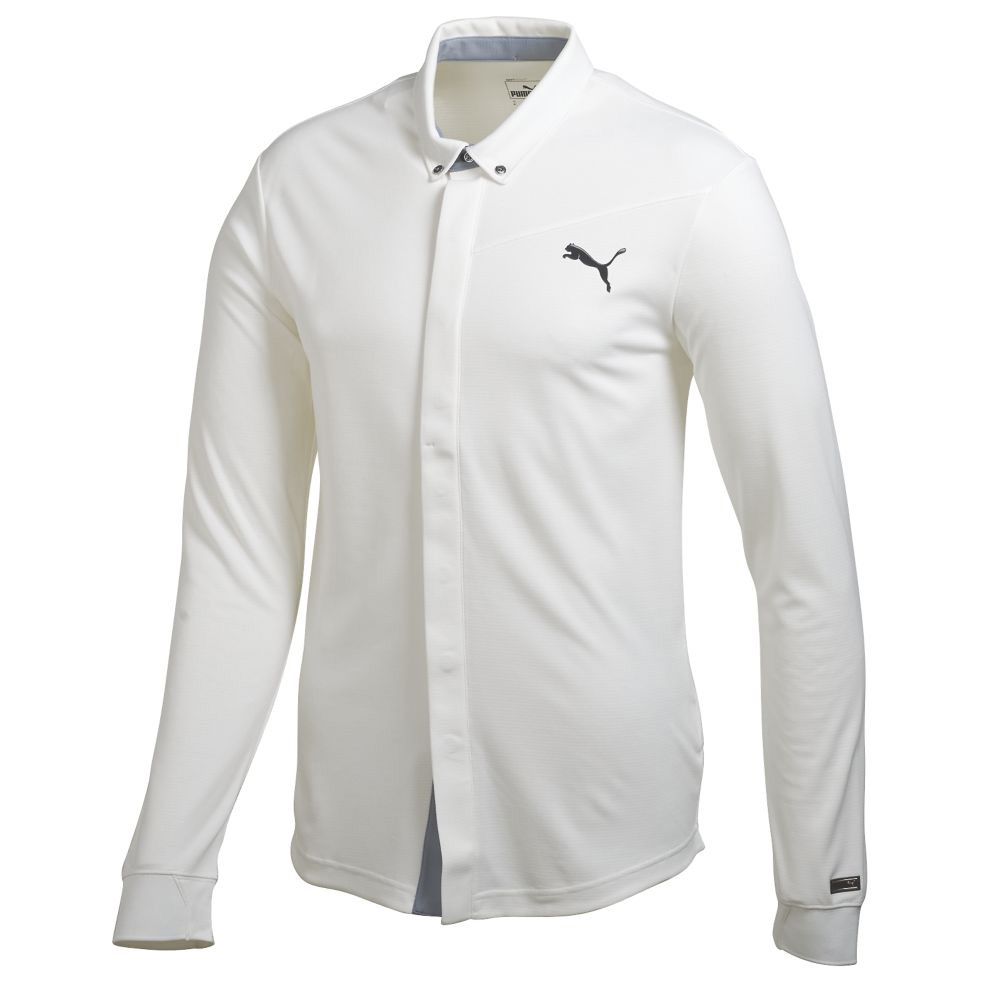 Long Sleeve Polo Shirt With Shorts