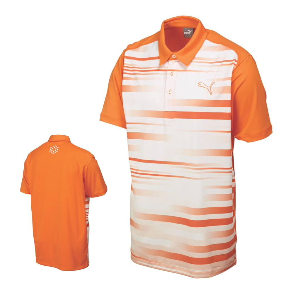 puma mens golf shirts
