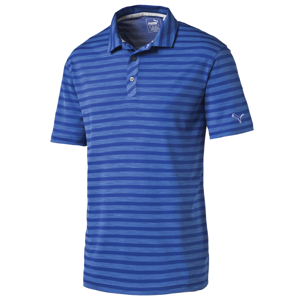 Golf Mixed Stripe Polo
