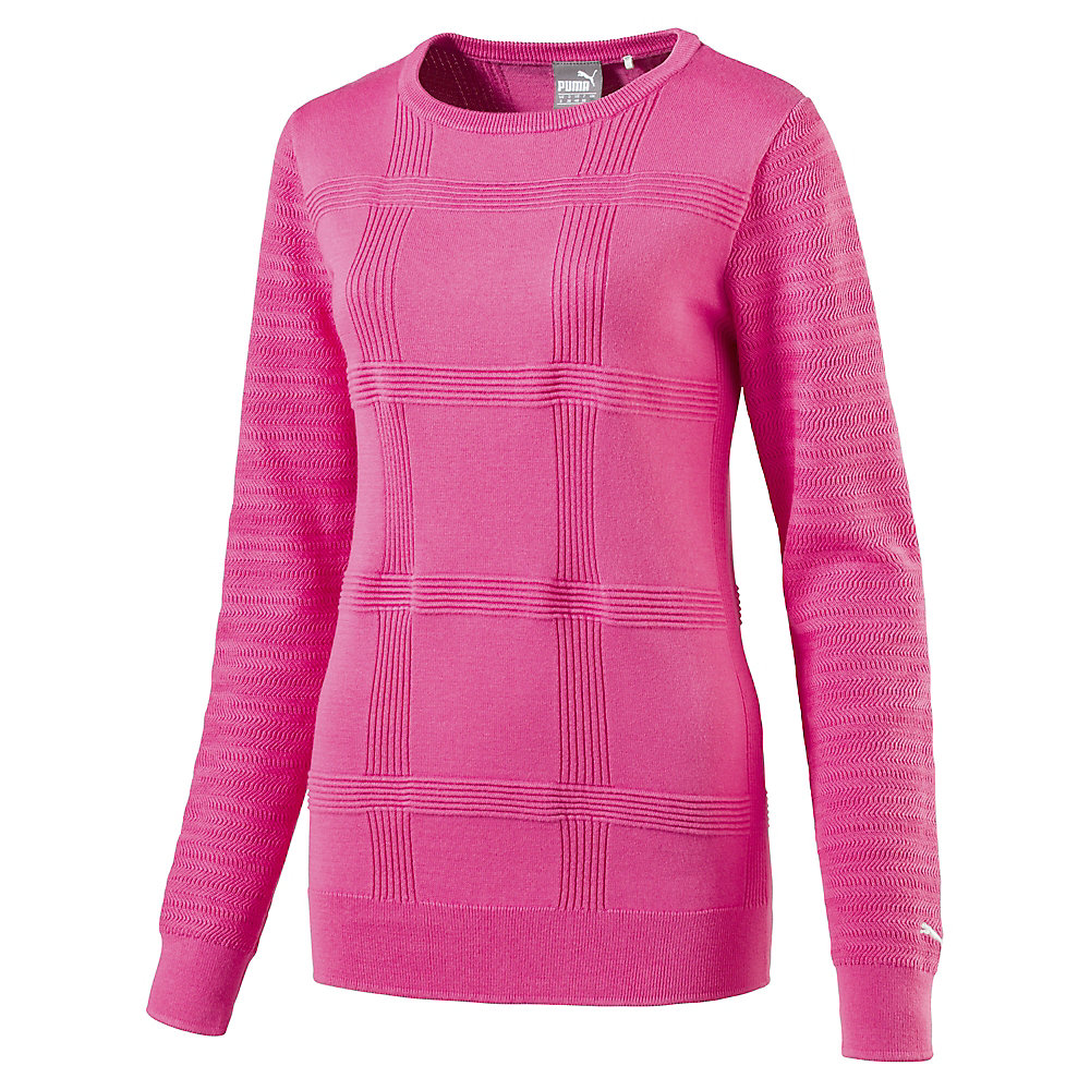 Women's Crewneck Golf Sweater | PUMA Golf