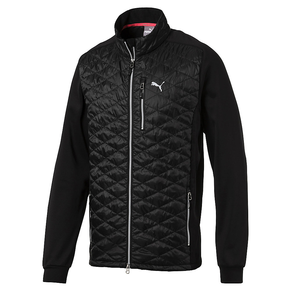 pwrwarm extreme golf jacket puma golf. Black Bedroom Furniture Sets. Home Design Ideas