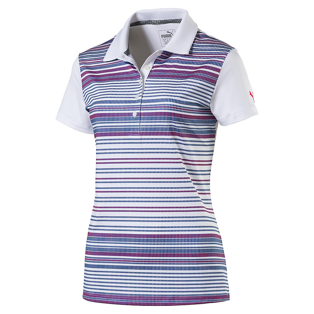 ... 2018 › Women's Road Map Golf Polo. Previous; Next