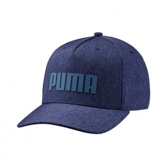 Youth #GOTIME 110 Snapback Golf Cap - Sodalite Blue