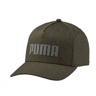 Youth #GOTIME 110 Snapback Golf Cap - Forest Night