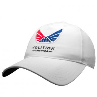 Volition Cap - Bright White
