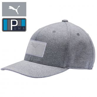 Youth Patch Snapback Cap - Quarry