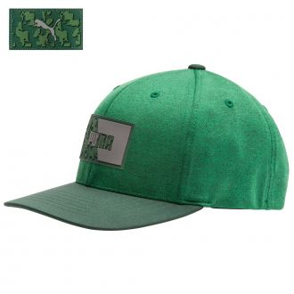 Union Camo Patch Snapback Cap