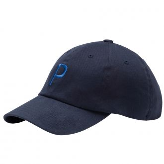 P Adjustable Cap - Peacoat / Dazzling Blue