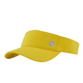 Women's Sport Golf Visor - Super Lemon