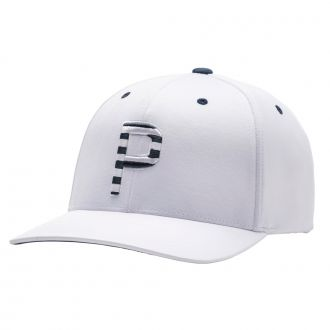 P Snapback Cap - Stripes