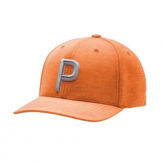 Youth P Cap - Vibrant Orange