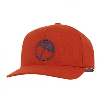 AP Circle Umbrella Snapback Cap - Autumn Glaze