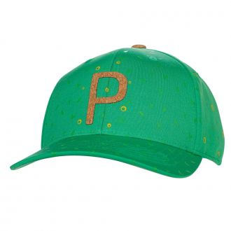 Champs P Cap - Garden Green