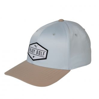 Punch-Out Snapback Golf Cap