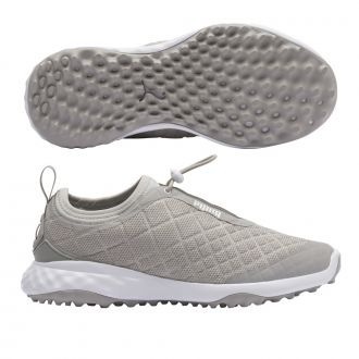 Brea Fusion Sport Women Golf Shoes - Gray Violet / Puma White