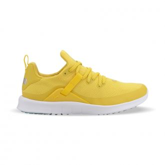 Women's Laguna Fusion Sport Golf Shoes - Super Lemon