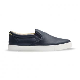 Puma OG Slip-on Golf Shoes - Peacoat/ Team Gold