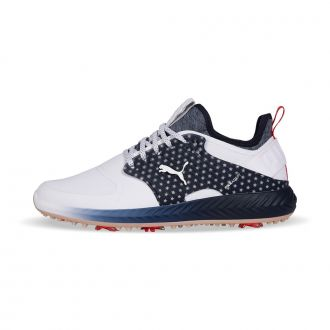 Limited Edition - IGNITE PWRADAPT Caged Team USA Golf Shoes