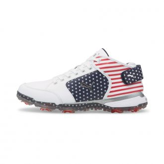 Limited Edition - PROADAPT DELTA Mid USA Golf Shoes