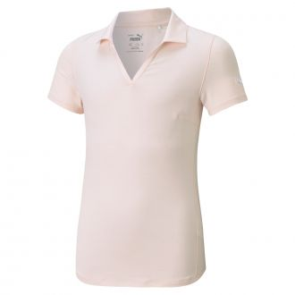 Girls CLOUDSPUN Free Golf Polo