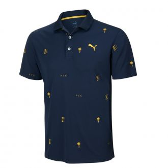 PUMA x PTC Edition Golf Polo