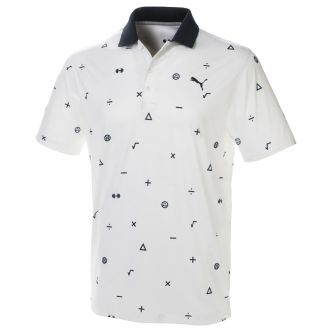 MATTR Science Golf Polo