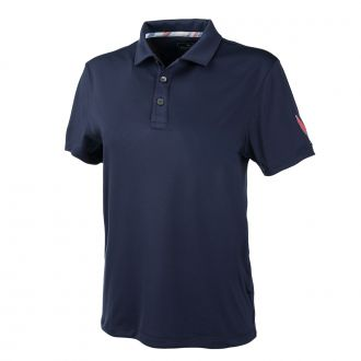 Juniors Volition Pounce Polo - Peacoat