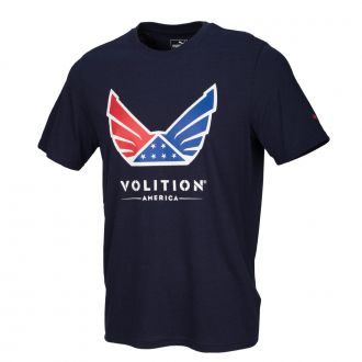 Volition Tee - Peacoat