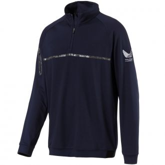 Volition Noonan 1/4 Zip - Peacoat