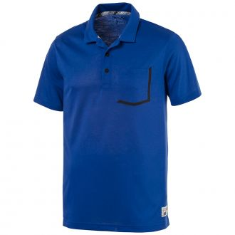 Faraday Golf Polo - Surf The Web