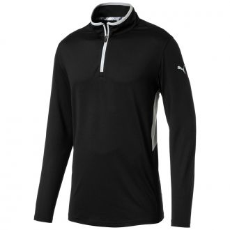 Rotation Golf 1/4 Zip - Bright White