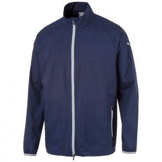 Zephyr Golf Jacket - Peacoat