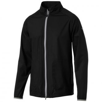 Zephyr Golf Jacket - Puma Black