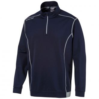 PWRWARM Golf 1/4 Zip - Peacoat