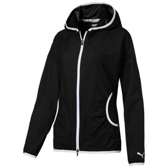 Women's Zephyr Golf Jacket - Puma Black