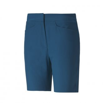 Women's Pounce Golf Bermuda Shorts - Digi Blue