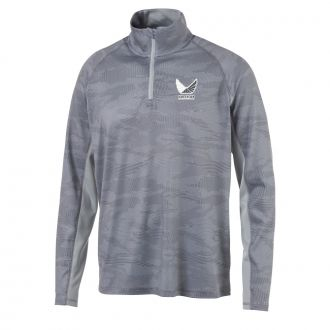 Volition Signature Golf 1/4 Zip - Quiet Shade