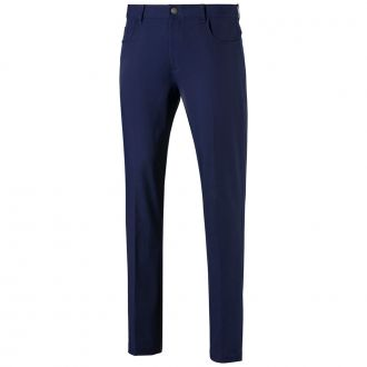 Jackpot 5 Pocket Golf Pants - Peacoat