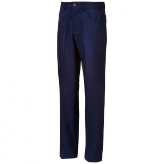 Juniors 5 Pocket Golf Pants - Peacoat