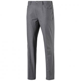 Jackpot 5 Pocket Heather Golf Pants - Quiet Shade