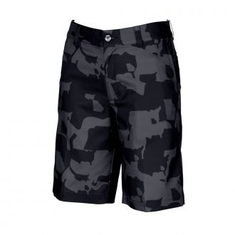 Juniors Union Camo Golf Shorts - Iron Gate