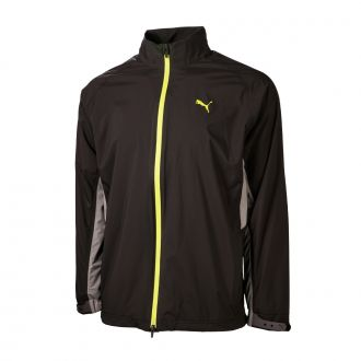 Ultradry Golf Jacket - Puma Black