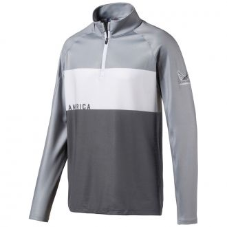 Volition Jetstream Golf 1/4 Zip - Quiet Shade