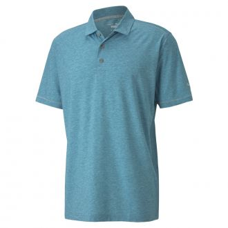 Rancho Golf Polo (LS) - Digi Blue