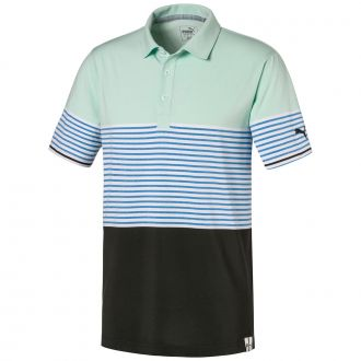 Taylor Golf Polo - Mist Green