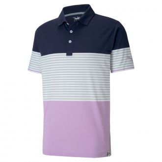 Taylor Golf Polo - Lupine